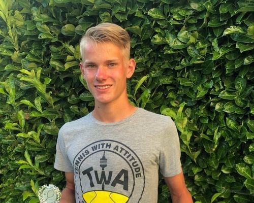 Luca Zampa gewinnt Turnier in Crailsheim