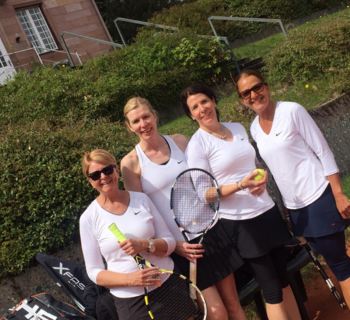 Saisonvorbereitung Lauterbad - Damen 40 - 2019